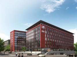 wizualizacje Mikołowska Office Center