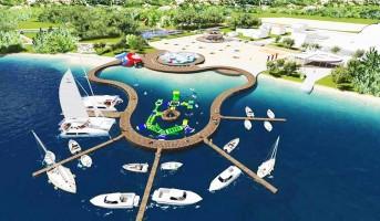 wizualizacje Kąpielisko nad Jeziorem Swarzędzkim