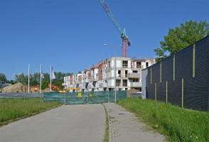 zdjęcie z budowy Bacciarellego 54