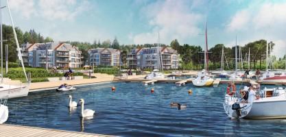 zdjęcie z budowy Nautica Resort