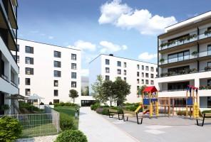 zdjęcie z budowy Osiedle Warszawa Aleje Jerozolimskie