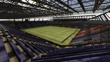 zdjęcie Stadionu Wisły Kraków