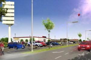 zdjęcie Centrum Handlowe Marcredo Center