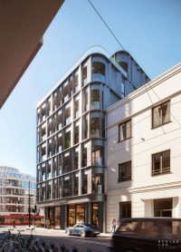 wizualizacje ONYX Apartamenty