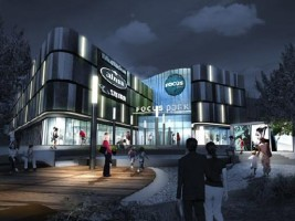 wizualizacje Focus Mall