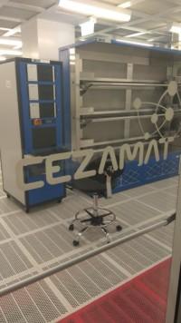 zdjęcie Laboratorium Centralnego Cezamat