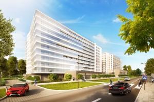 zdjęcie z budowy Apartamenty Jagiellońskie