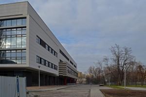zdjęcie Kompleks Biotechnologii Uniwersytetu Wrocławskiego