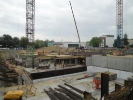zdjęcie z budowy Osiedle Yana