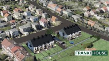 zdjęcie z budowy Franki House