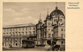 zdjęcie Kościół Zesłania Ducha Świętego
