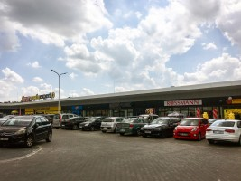 zdjęcie Retail Park ATUT Express Wieliczka