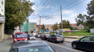 zdjęcie z przebudowy Była Fabryka Stoewera