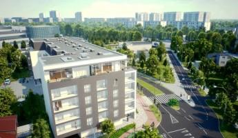 zdjęcie z budowy Na Polance