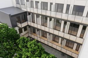 zdjęcie z przebudowy Hotel Pietryna 40