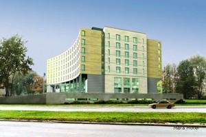 wizualizacje Hotel Mera