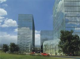 wizualizacje Reinhold Center