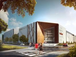 zdjęcie z budowy Nowej Stacji