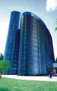 wizualizacje Budynek wysokościowy PREiB