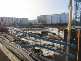 zdjęcie z budowy Seaside Park
