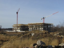zdjęcie z budowy Sun & Snow Resort