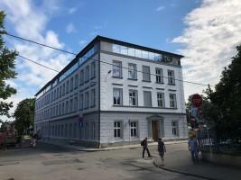 zdjęcie z przebudowy Legionów 6/Paderewskiego 11