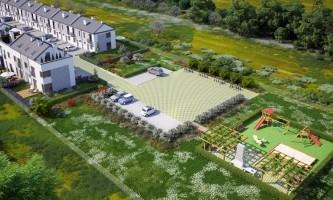 zdjęcie z budowy Jeziorowa Park