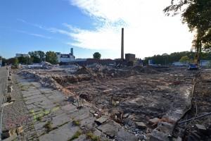 zdjęcie z budowy Osiedle Nowa Kolejowa