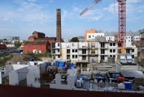 zdjęcie z budowy Osiedle Wilczak 20
