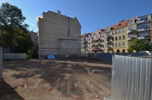 zdjęcie z budowy Reja 55