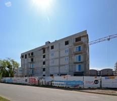 zdjęcie z budowy Osiedle Stacja 3.0