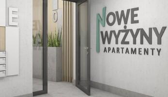 zdjęcie z budowy Nowe Wyżyny Apartamenty