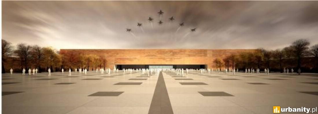 Tak ma wyglądać Muzeum Wojska Polskiego w Cytadeli