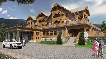 zdjęcie [Sosnówka] Hotel Seidorf Mountain Resort
