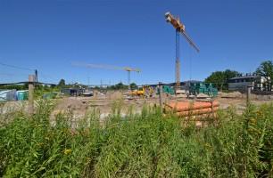 zdjęcie z budowy Osiedle Murowana
