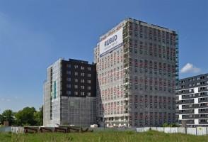 zdjęcie z budowy Nowe Centrum Południowe