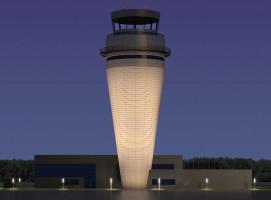 zdjęcie Wieża kontroli lotów w Pyrzowicach