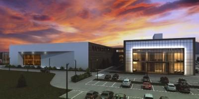 zdjęcie Nowe Centrum Produkcyjno-Logistyczne Polpharma