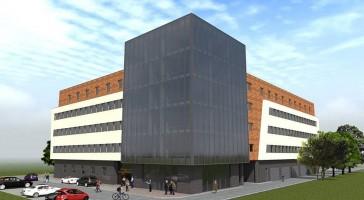 zdjęcie z budowy Podkarpacki Urząd Marszałkowski