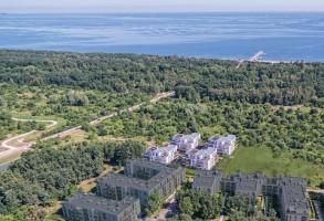 zdjęcie z budowy Nadmorski Park