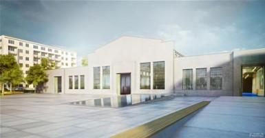 zdjęcie Międzynarodowe Centrum Kultury Nowy Teatr