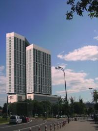 wizualizacje Babka Tower II