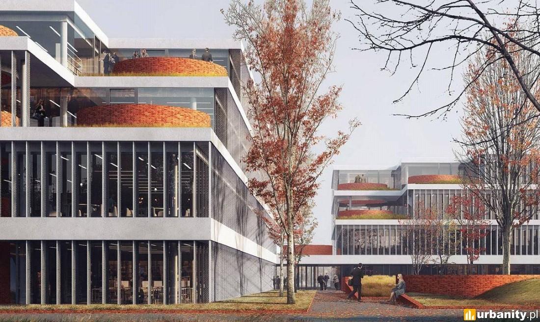 II miejsce w konkursie: JEMS Architekci