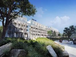zdjęcie z budowy Hotel Radisson Blu