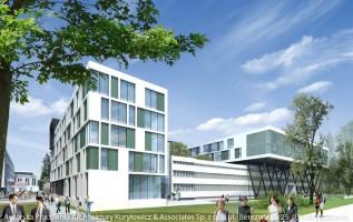 zdjęcie Centrum Nowych Technologii III