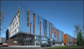 zdjęcie Centrum Nowych Technologii II
