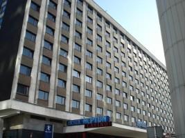 zdjęcie archiwalne Hotel Orbis Neptun