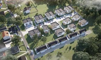 wizualizacje Osiedle Rokokowa Residence