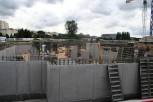 zdjęcie z budowy Botanica Jelitkowo