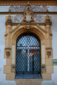 zdjęcie Dawna siedziba Towarzystwa Akcyjnego Fabryk Wyrobów Bawełnianych Krusche i Ender